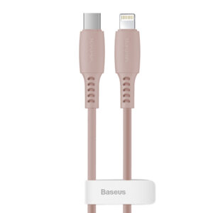 Baseus 1.2m 18W Colourful USB Type-C 2.0 to Lightning PD Cable