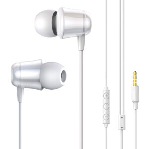 Baseus 1.2m Encok H13 Wired Earphones with Volume/Call Controls