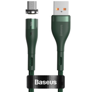 Baseus 2.1A - 1m Magnetic USB Type-A to MicroUSB Cable