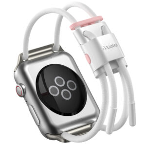Baseus 38/40mm Lockable Rope Strap for Apple Watch Series 3/4/5