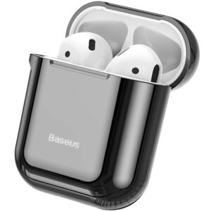 Baseus Shining Hook Protective Case for Apple AirPods 1st & 2nd Generation