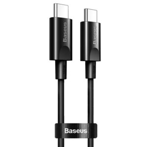 Baseus 1.5m - 5A 100W XB Series Fast Charge USB Type-C 2.0 to Type-C Cable