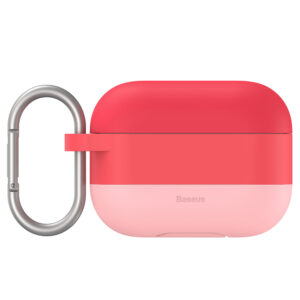 Baseus Cloud Hook Silica Gel Protective Case for AirPods Pro